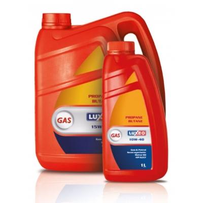 GAS Полусинтетическое моторное масло SAE 10W-40 / 15W-40 / 20W-50