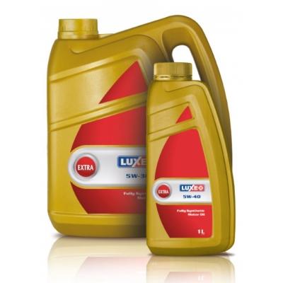 Синтетическое моторное масло EXTRA SAE 5W-30/5W-40