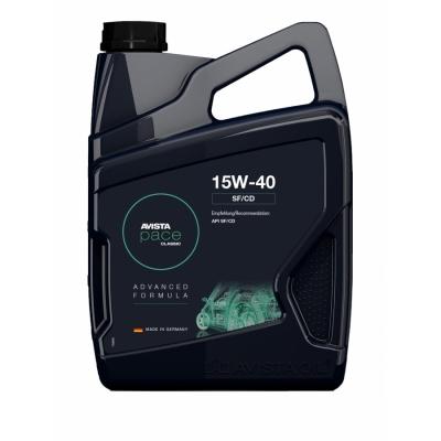 AVISTA pace CLASSIC SF/CD SAE 15W-40