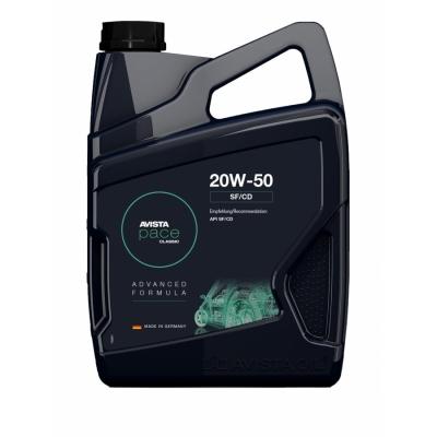 AVISTA pace CLASSIC SF/CD SAE 20W-50