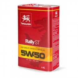 Wolver Rally ST 5W-50