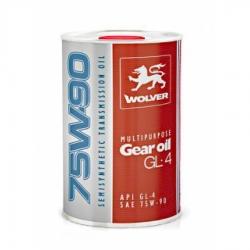 WOLVER Multipurpose Gear Oil GL-4 75W-90