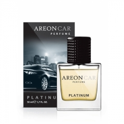 Car Perfume 50 ml Platinum MCP06
