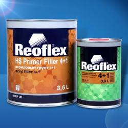 Акриловый грунт 4+1 HS Primer Filler 4+1  RX F-06