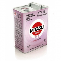 MJ-321. MITASU ATF III H Synthetic Blended