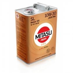 MJ-130. MITASU MOTOR OIL SL 10W-30