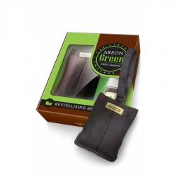 Areon Green Revitalising Mint GLK01