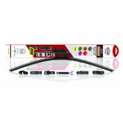 Heyner Super Flat Premium это бескаркасная щетка с комплектом адаптеров для любых автомобилей.